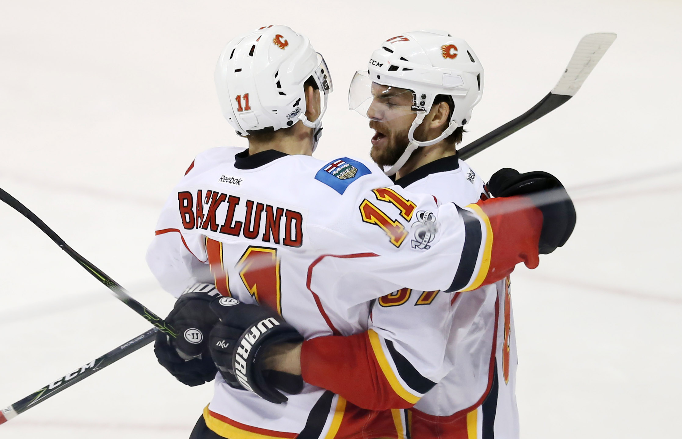 Mikael Backlund, Michael Frolik