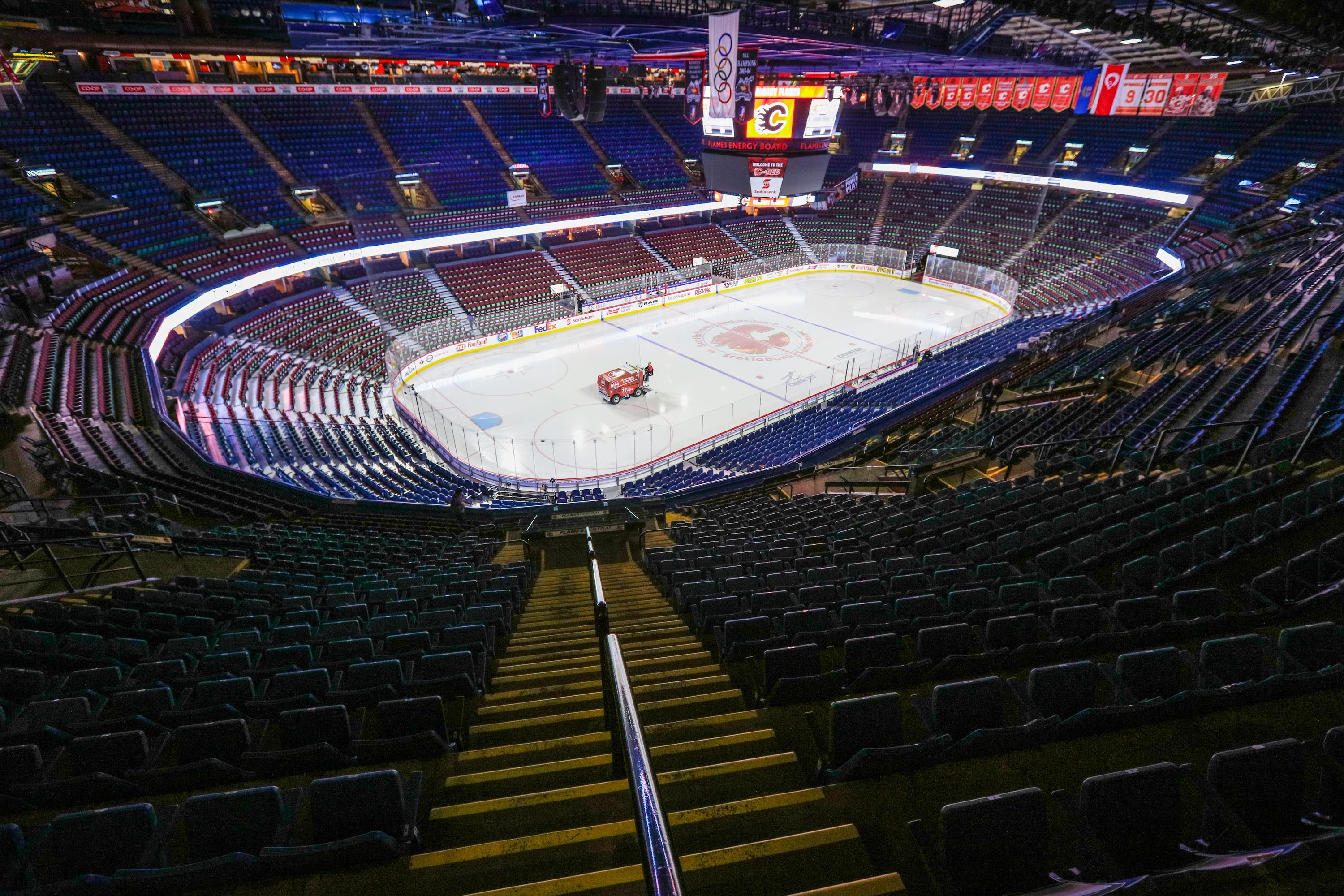 Leaked Flames Offer Proposed City Of Calgary Pay For 52