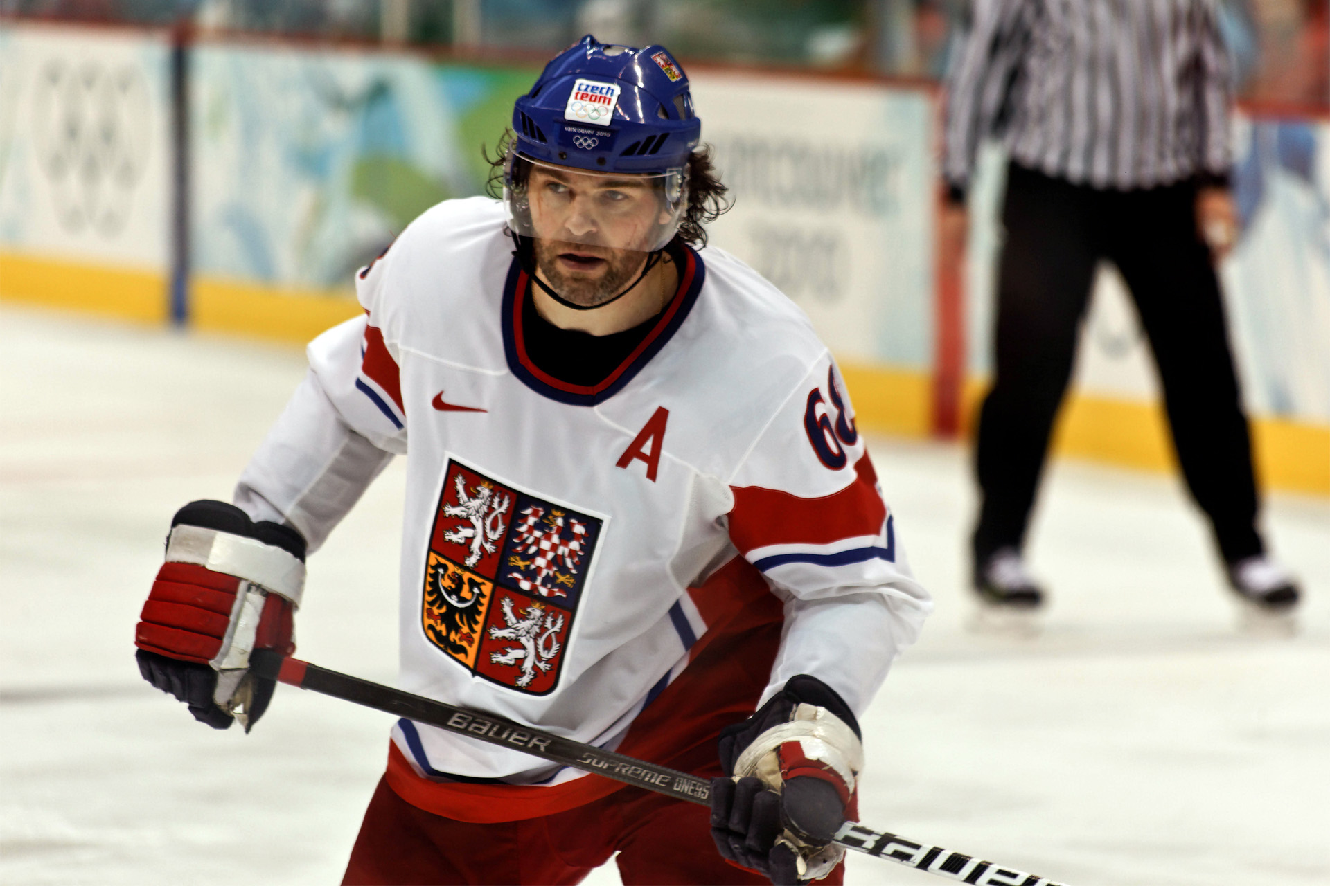 best loved 6ff2a dc65e What the Jaromir Jagr signing means for the Flames ...
