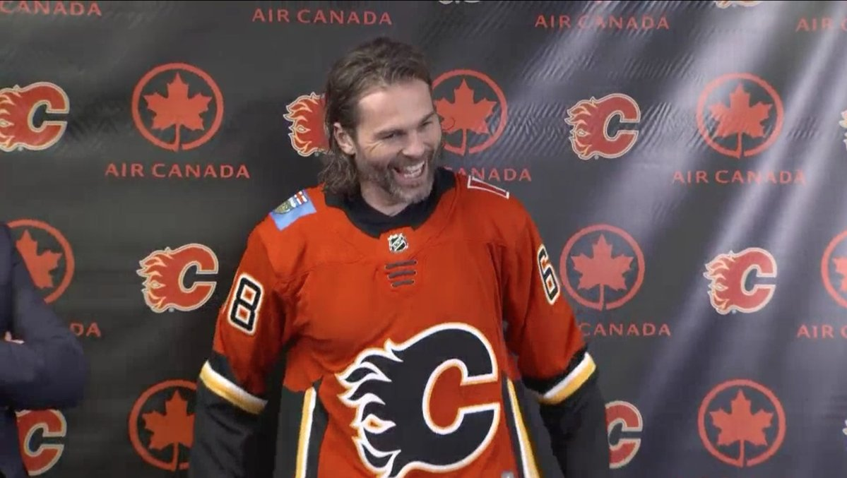 the latest 18b03 c2f4c Flames place Jaromir Jagr on waivers – Flamesnation
