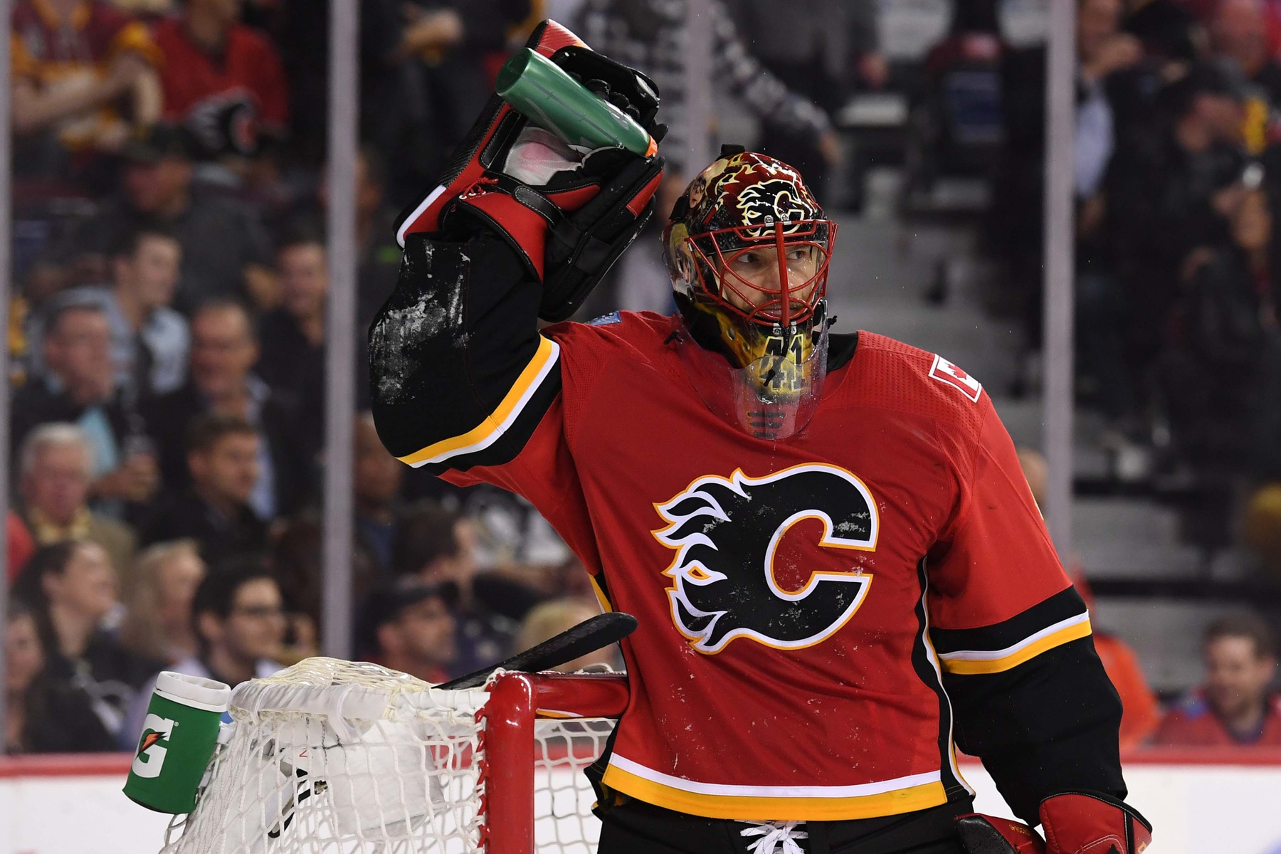 David Rittich should still be the night one playoff starter ... 54eff9f36