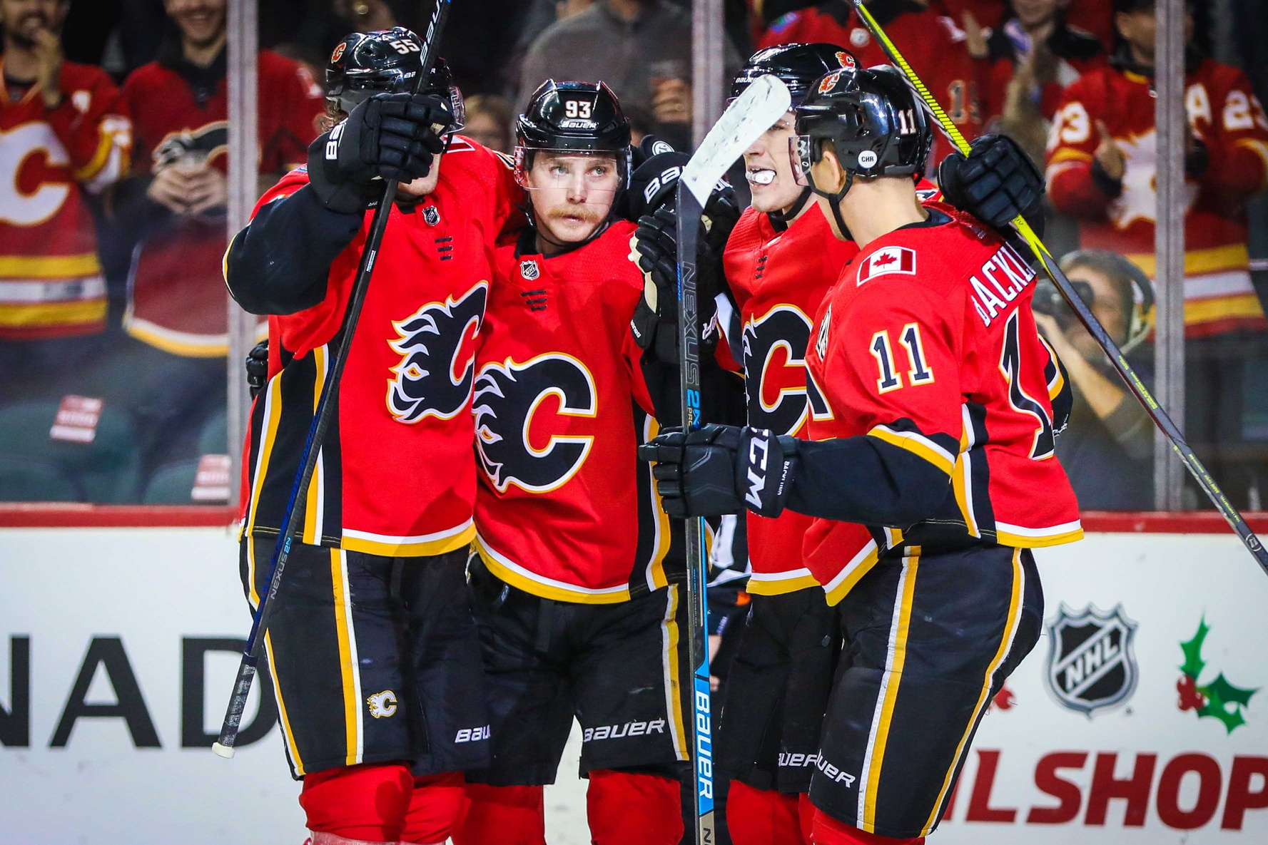 d5d277a6c The 2019 Playoff Chase  The chase begins – Flamesnation