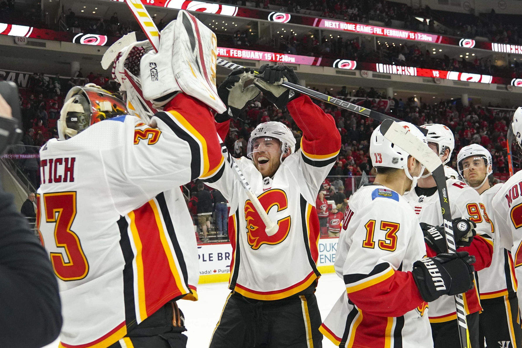 9bed7a008 The 2019 Playoff Chase  Almost clinched – Flamesnation
