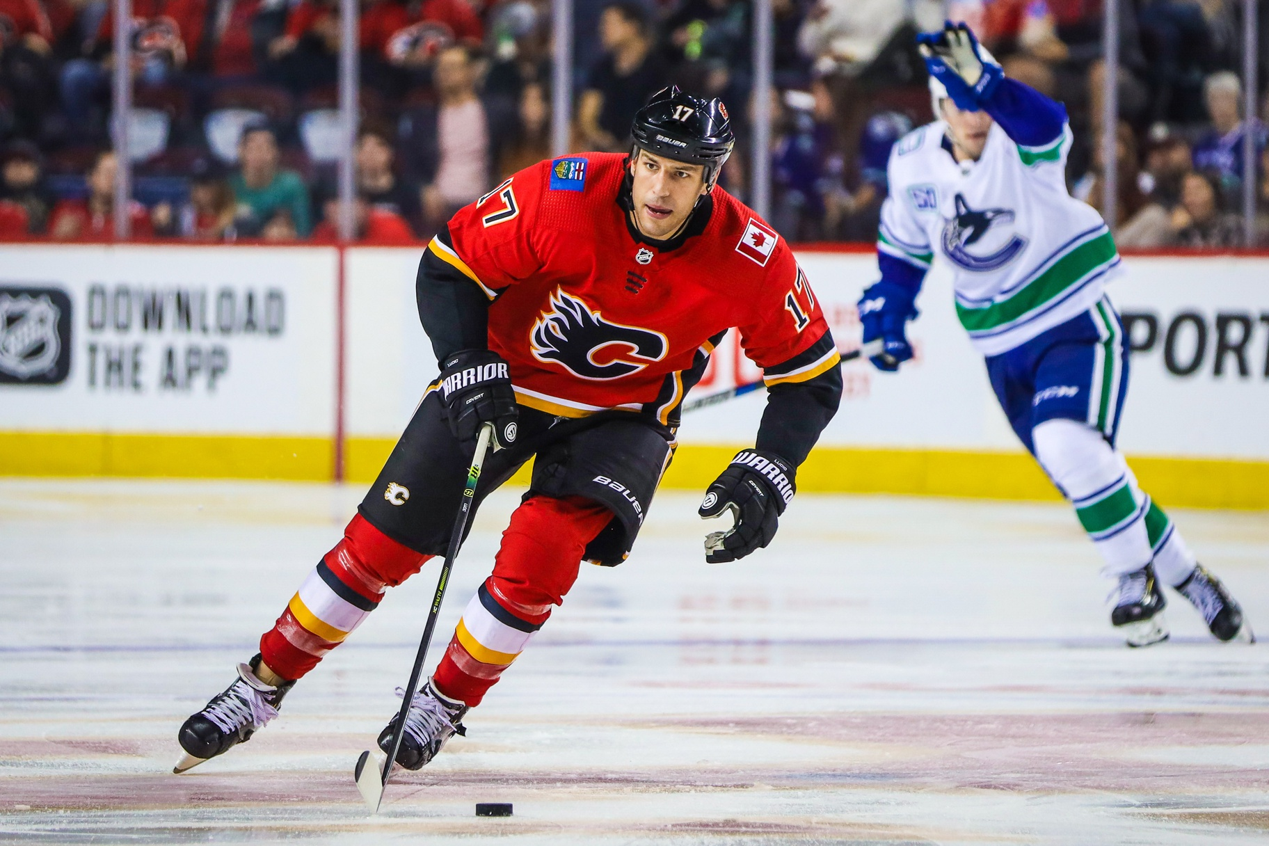 Why Milan Lucic is better than James Neal – Flamesnation