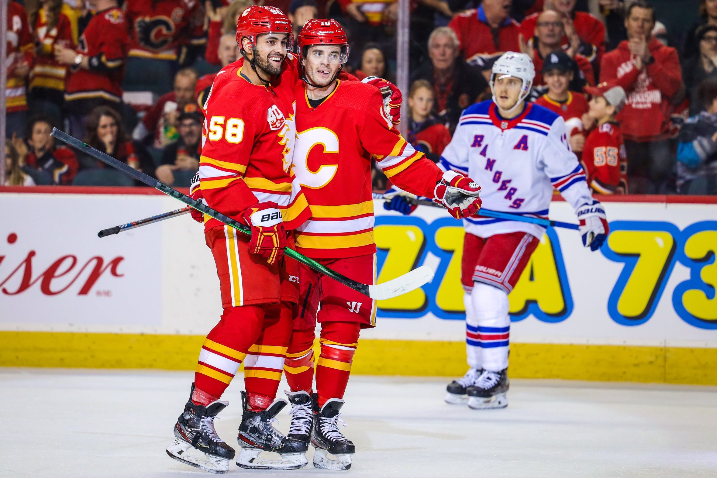 Calgary Flames Midseason Review Odds Update