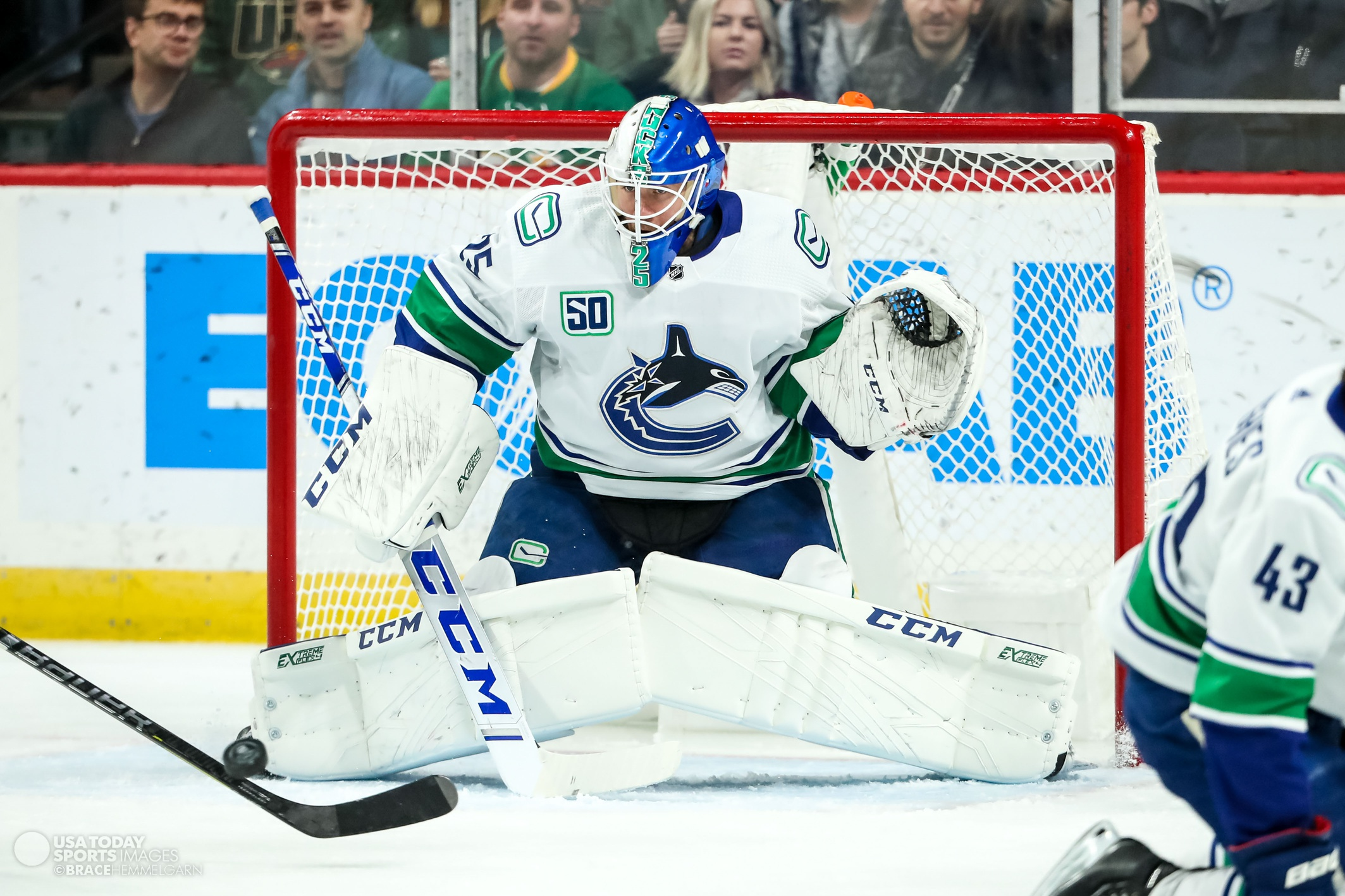 Flames Sign Jacob Markstrom To Six Year Contract 6m Aav Flamesnation