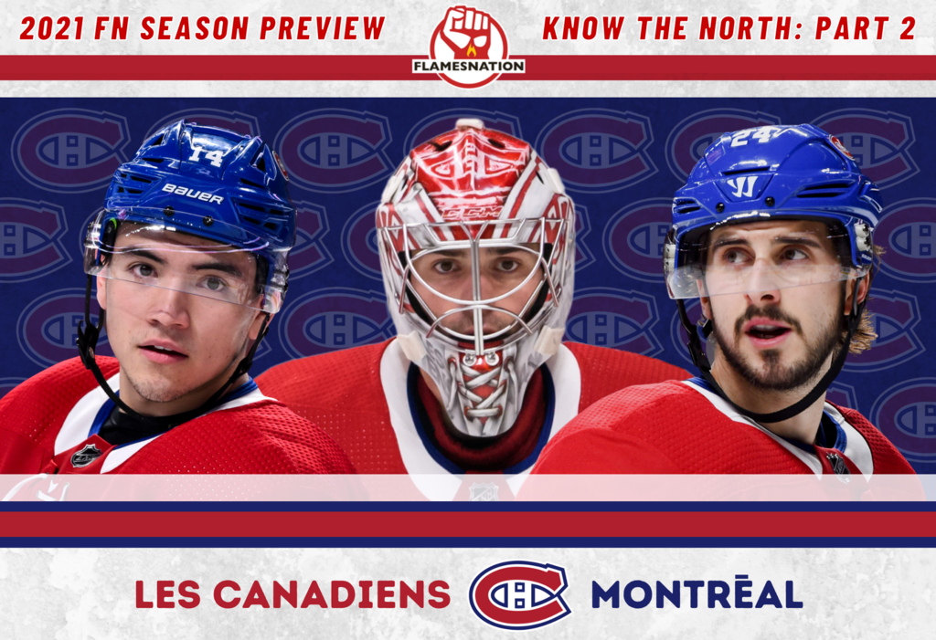 Know The North Montreal Canadiens 2021 Season Preview Flamesnation